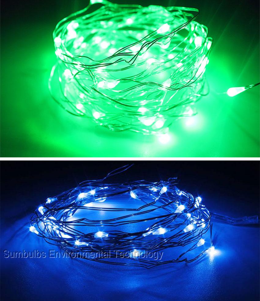 cooper wire led string light  (8)
