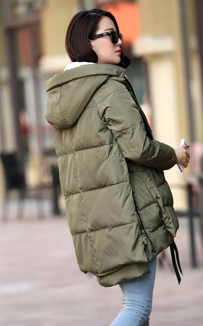 New 2016Winter Jacket Women Parkas Women coats Female Outerwear Plus Size M-5XL Thickening Wadded Coat Casual Down oversize coat