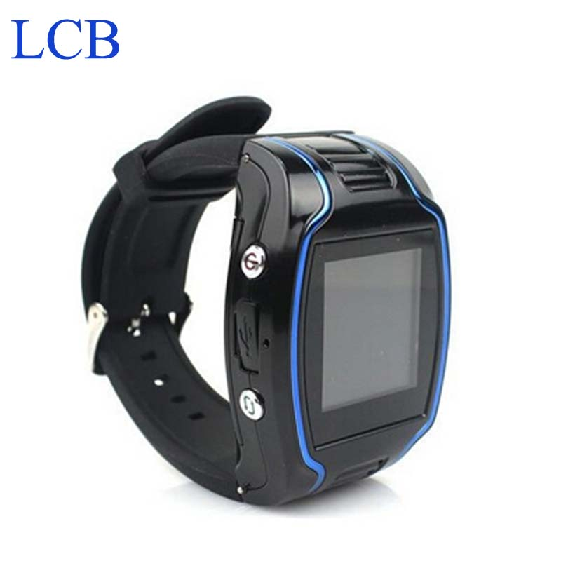 Mini Gps Tracker Rushed Special Offer Rastreador Veicular Personal Gps Watch Tracker 2016 Newest Design Free Shipping(China (Mainland))