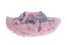 Baby infant girl tutu pettiskirt photography Fluffy skirt toddler newborn princess Christmas skirt 0-2 Ys baby gift(China (Mainland))