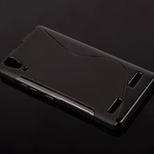 Ultra Thin S Line Soft Plastic Matte Silicone Cover For Lenovo Lemon K3 K30 k30-t k30t K30-W K30W Protective Phone Cases