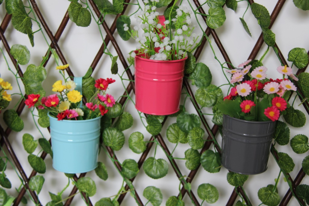 Online Get Cheap Galvanized Flower Pots
