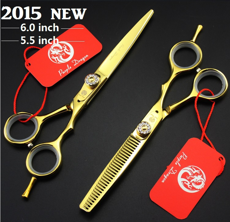 Kasho professional hair scissors hairdressing hair cutting scissors barber thinning ciseaux coiffure tesoura tijeras shears(China (Mainland))