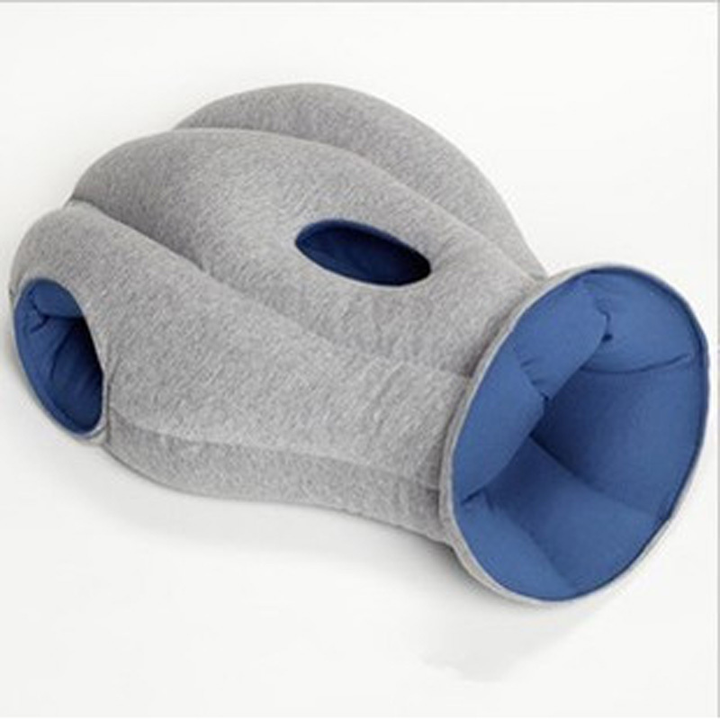 15901 The magical ostrich pillow office nap pillow car traveling noon break pillow nod off portable pillow(China (Mainland))