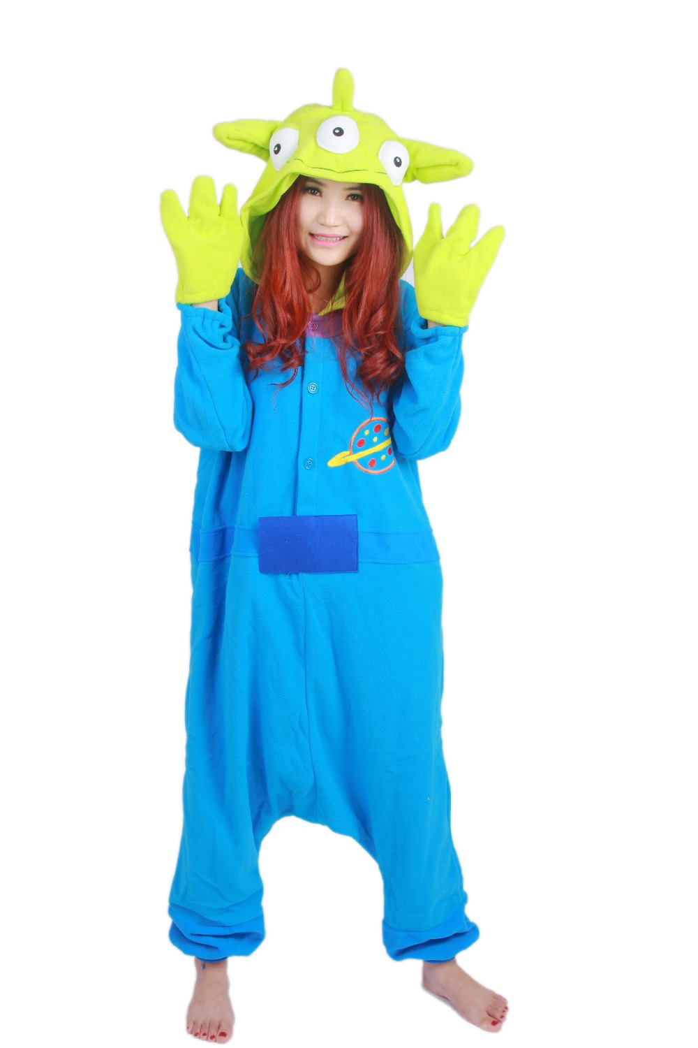 Popular Female Alien Costume-Buy Cheap Female Alien ...