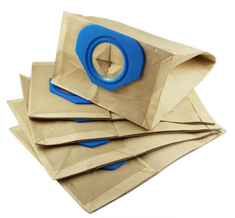 5 Bags Advance Vacuum Bags for Nilfisk GM80, GS80, GM80CR GM90, GS90, CFM3101, Dust Collection Paper Bags Replace Part# 81620000(China (Mainland))