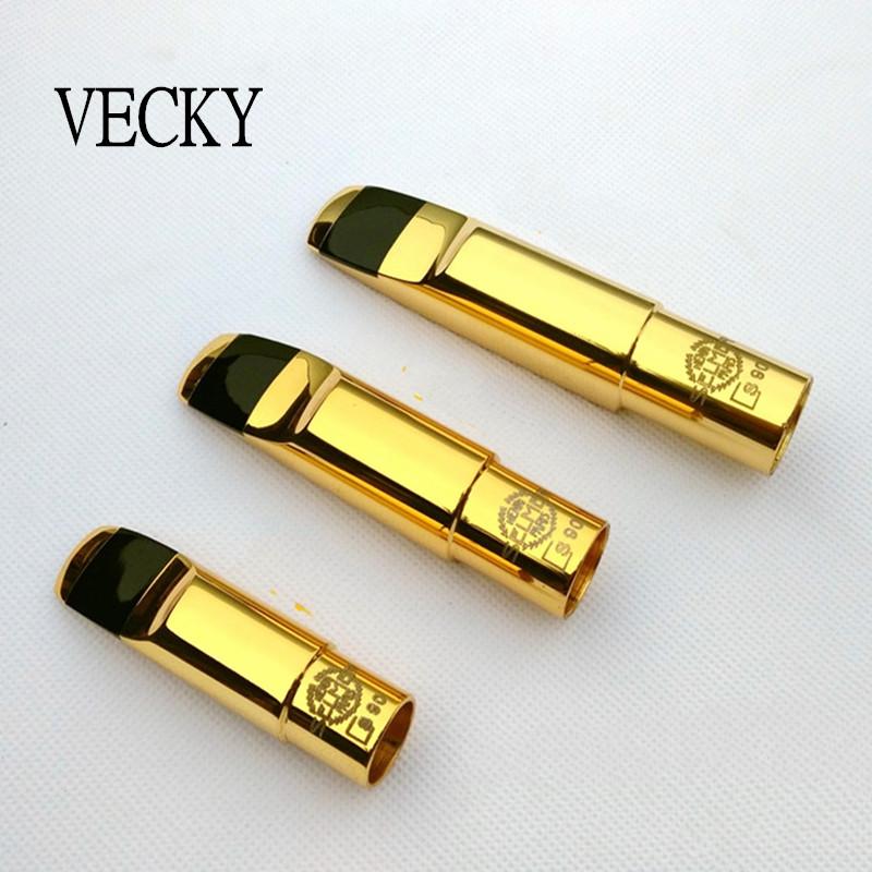 Alto saxophone mouthpiece metal saxophone mouthpiece gold metal mouthpiece size NO. 5----9<br><br>Aliexpress