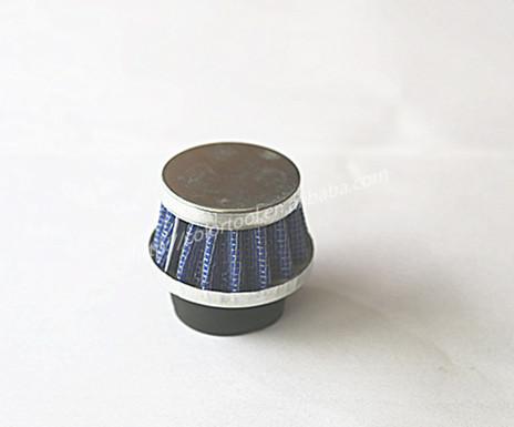35mm/38mm/42mm Air Intakes small motorcycle air filter new style aluminum air filter free shipping(China (Mainland))