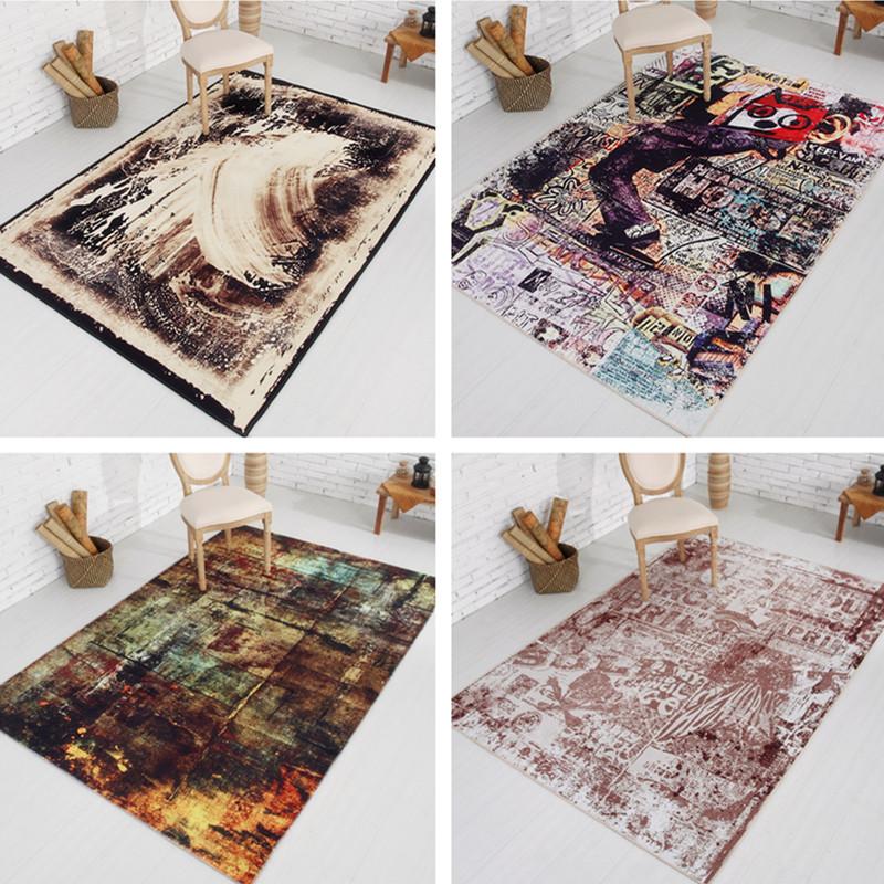 Promoción de retro alfombras   compra retro alfombras ...