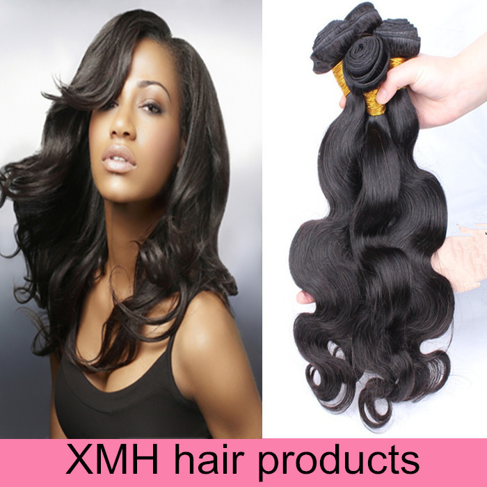 Brazilian Virgin Hair Bundles Brazilian Body Wave Human Hair Weave Unprocessed 6a Brazilian Virgin Hair Body Wave Natural Black
