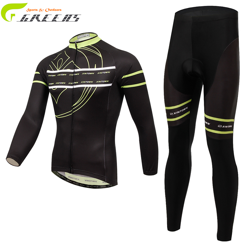 2016 High quality cycling jersey style long sleeve winter new cycling clothing abbigliamento ciclismo/motocross jersey(China (Mainland))