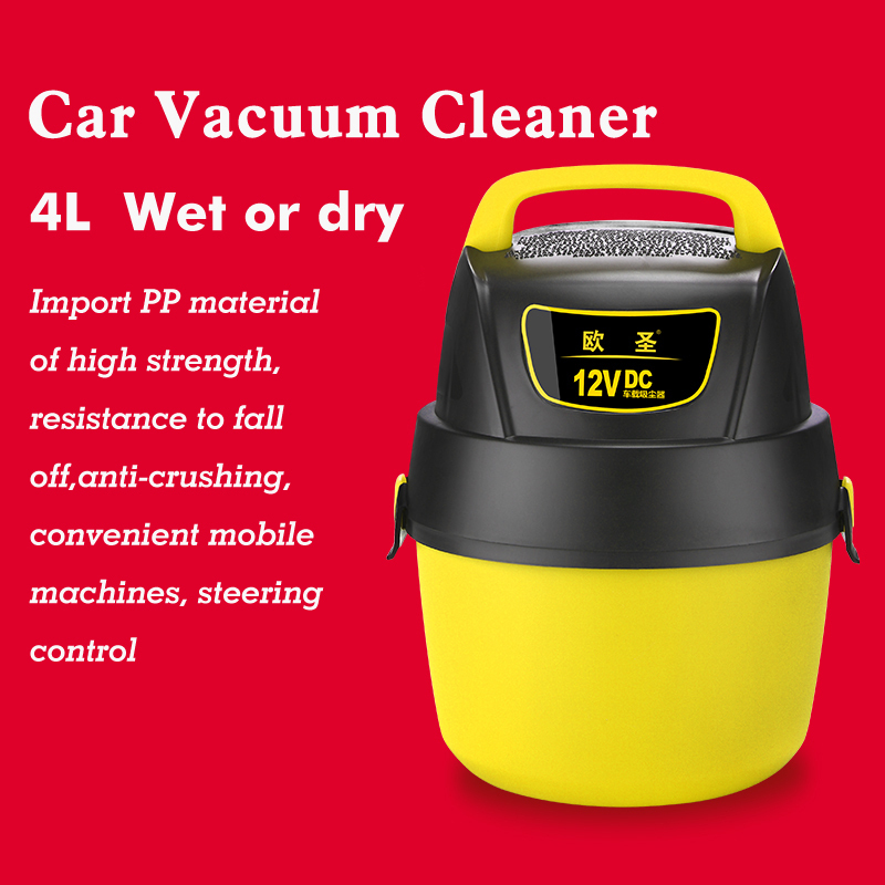 Tideday Best quality double duct motor Large capacity Multifunctional Car wet and dry vacuum cleaner EP12(China (Mainland))