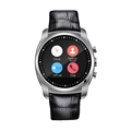 GSM Smart Watch Phone Waterproof Support SIM TF With Camera Heart Rate Monitor Altimeter Barometer Thermometer
