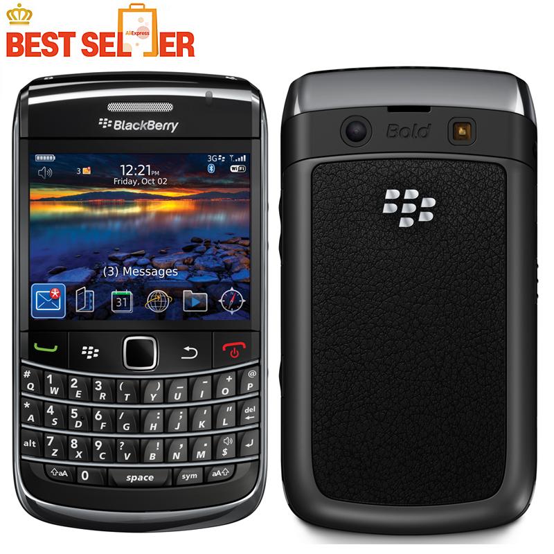 9700 original phone blackberry 9700 3G WIFI Bluetooth GPS phone unlocked free shipping(China (Mainland))