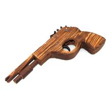 Горячие Продажи Игрушечные Пистолеты 2016 Деревянные Игрушки Slugterra Пистолет Резинкой Пуля Пушки Оружие Пистолет Игрушки Бесплатная Доставка