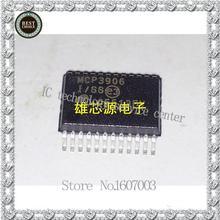 MCP3906I/SS MCP3906 - I/SS encapsulation TSSOP24 original green spot false compensate ten Integrated circuit technology service center store