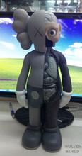 High Quality!!! Japanese kaws Originalfake Companion 16inch 34cm PVC Action Figure Model Toys Gifts(China (Mainland))