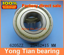 Buy 4pcs free Miniature deep groove ball bearing 6205ZZ 25*52*15 mm ) for $16.00 in AliExpress store