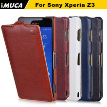 Buy Sony Xperia Z3 Case Sony Xperia Z3 Cover Luxury Flip Leather Case Cover Bag Sony Xperia Z3 D6603 D6643 D6653 D6616 D6633 for $5.99 in AliExpress store