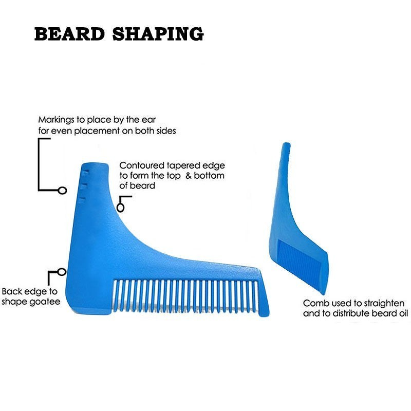 Ferramenta Shaping Sexo Homem Cavalheiro Barba Barba barba Bro Guarnição molding guarnição modelo Modelo de cabelo corte de cabelo barba ferramentas de modelagem