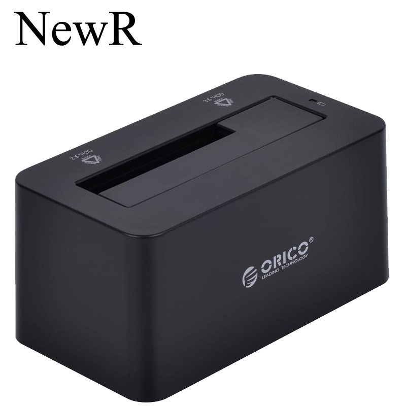 New 5Gbps 2.5/ 3.5 Docking Station SATA to USB3.0 hd externo Hard Disk Case for Computer laptop Free shipping<br><br>Aliexpress