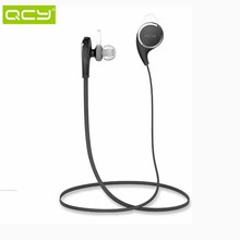 Original QCY QY8 Fashion Sport Running Wireless Bluetooth 4.1 Stereo Earphone Studio Music With Microphone