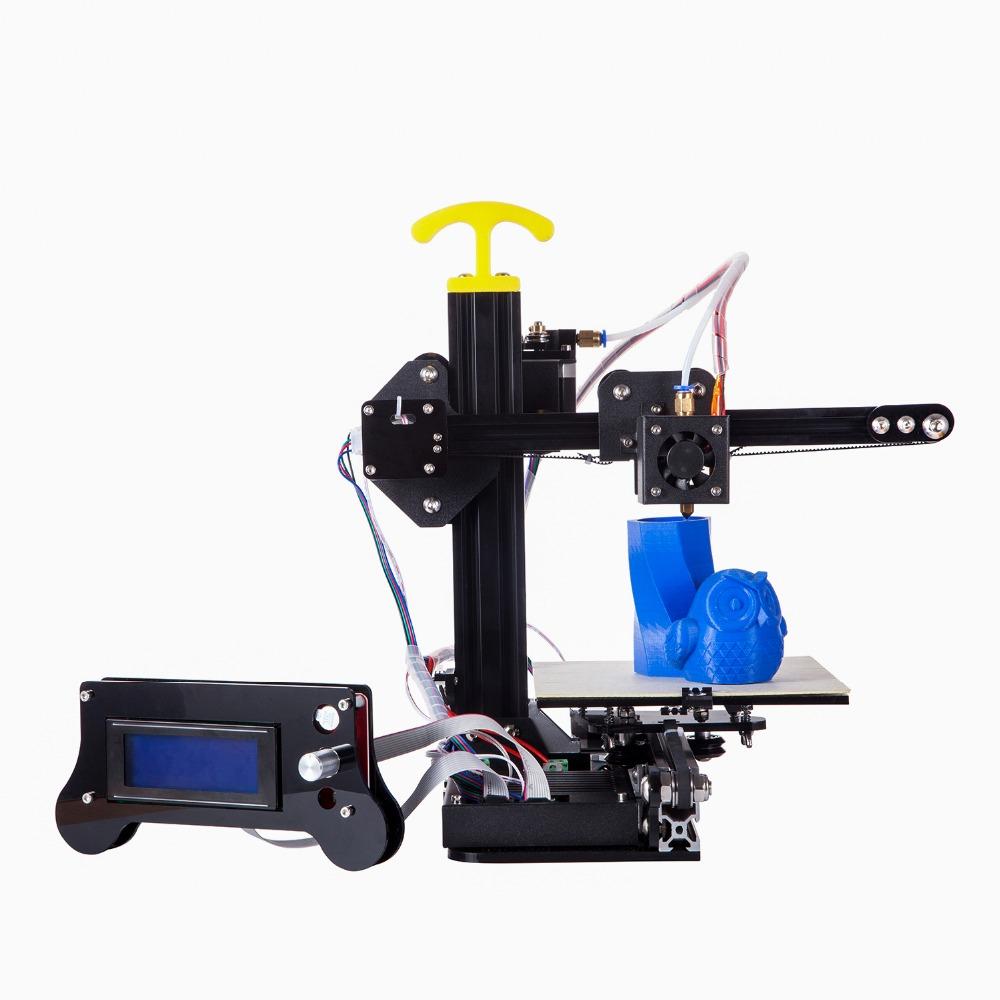 Newest Upgrade Aurora Factory Outlet Reprap Prusa I3 3D Printer 3D Machine DIY KIT Aluminum Frame