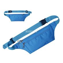Hot New Waterproof Waist Travel Sport Belt Money Wallet Pouch Fanny Bum Hip Bag Outdoor Sports
