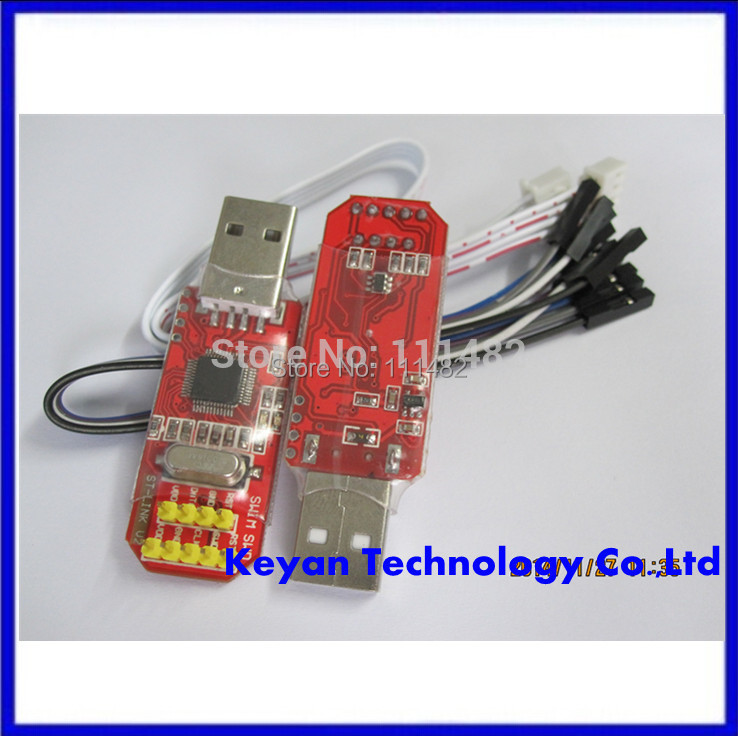 product mini ST-LINK/V2 ST LINK STLINK STM8 STM32 emulator download super protection
