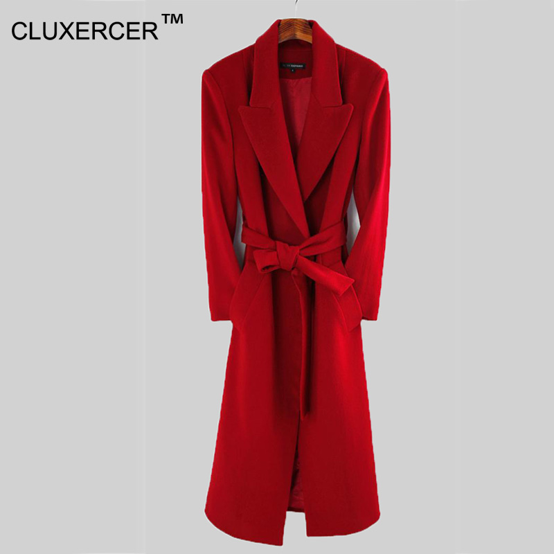 Popular Women&amp39s Wool Long Coat-Buy Cheap Women&amp39s Wool Long