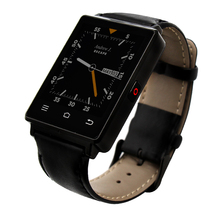 NO.1 D6 1GB RAM 8GB ROM MTK6580 Quad Core 1.63 Inch Screen Android 5.1 3G Smart Watch Support Health Monitor GPS WIFI Function