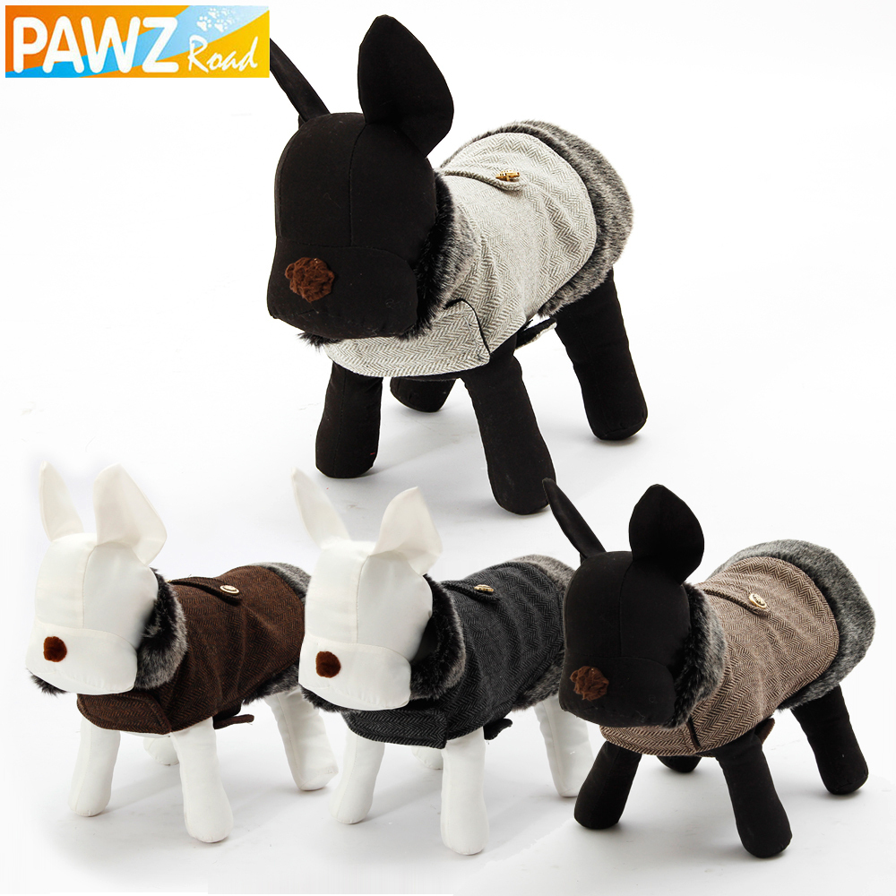 Hot Sale!Dog Pet Winter Clothes Dog Puppy Apparel Warm Clothing For Pet High Quality Pet Dog Coat Jacket 4 Colors Free Shipping(China (Mainland))