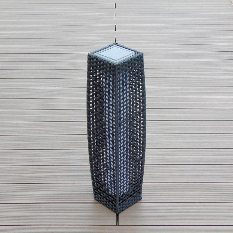 Фотография Solar lights waterproof outdoor home garden balcony D lawn lamp