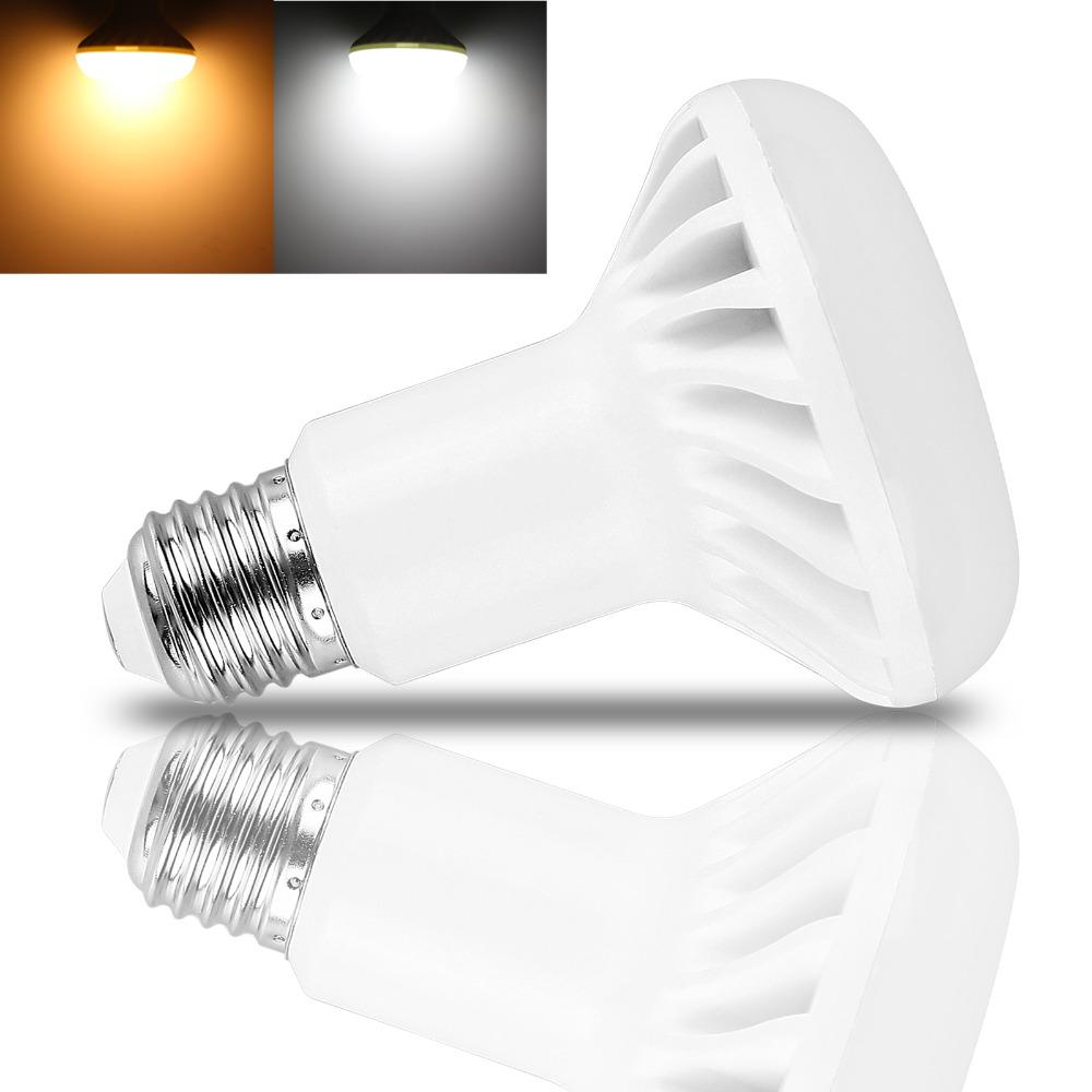 AC 85-265V SMD5730 E14 7W R50 / E27 9W R63 / E27 R80 12W LED Bulb Spot Light Lamps Bombillas Ampoule Led E14 E27 Bubble Lampe(China (Mainland))