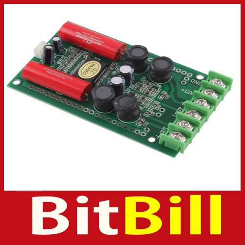 bitbill MKll TA2024 Fully Finished Tested PCB Power Amplifier Board 2x15W Hot(China (Mainland))