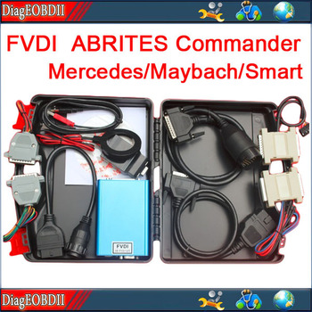 FLY FVDI Vehicle Diagnostic Interface / AVDI  with software ABRITES Commander Mercedes/Maybach/Smart,Hyundai,Toyota,Tag key tool