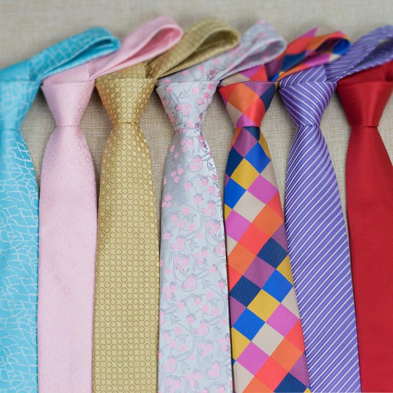 40 Style Silk Mens Ties 2016 New Brand Ties for Men Silk Jacquard Gravatas for Men Business Wedding Suit Corbata Neckties(China (Mainland))