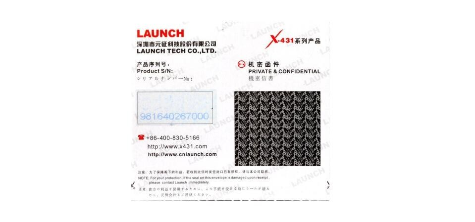 Original Launch X431 V V+ Pro Bluetooth