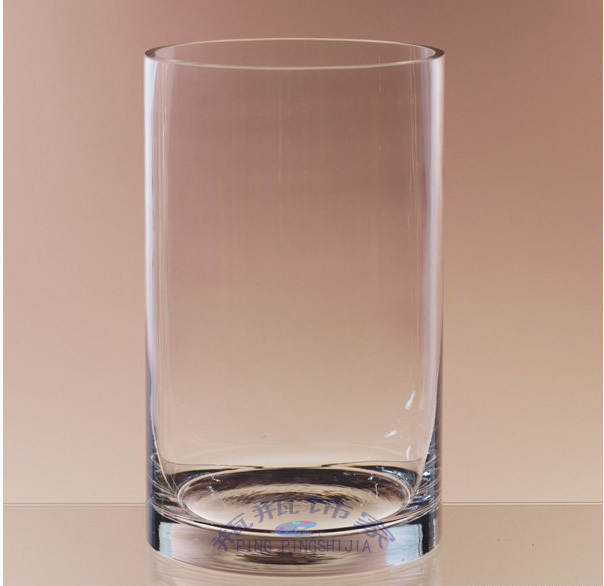 Achetez en gros vase rond cylindre de verre en ligne des grossistes vase rond cylindre de - Vase rond en verre ...