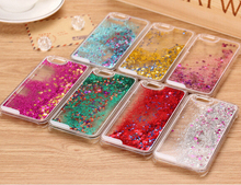 Buy Glitter Quicksand Dynamic Liquid Case Paillette Sand Phone Back Cover Apple iPhone 6 6s 5 5s SE Plus 6Plus 7 7Plus for $1.89 in AliExpress store
