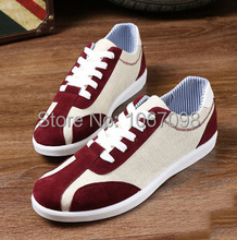 Free shipping The new 2015 han edition breathable canvas shoes leisure men s shoes 256