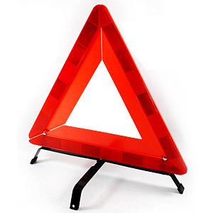 Инспекция безопасности парковка стойки предупреждение отражение три фута поставки авто