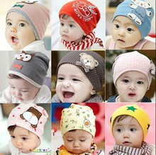 1pcs kids infant baby boy girl hat caps children toddler newborn beanies bonet