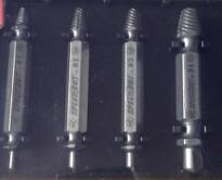 product wood tool drill bit ferramentas marcenaria furadeira damaged screw extractor speeding out speed strip remove tool Tungsten steel