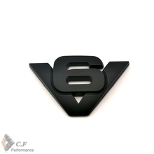 Buy Rhino Tuning Edge V6 GT Car Auto Styling Accessories Eco Boost Sticker Badge Emblem Car Tailgate Rear # 385 for $3.06 in AliExpress store