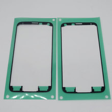 100pcs/lot Repair Part LCD Touch Screen Frame Glue 3M Sticker Adhesive Tape For Samsung Galaxy S5 G900 I9600 Free Shipping(China (Mainland))