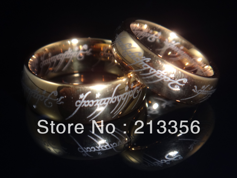 2PCS/PAIR FREE SHIPPING!USA WHOLESALES CHEAP PRICE 6/8MM WOMEN&MENS TUNGSTEN WEDDING SILVER 18K GOLD RING HIS/HER BRIDAL RINGS(China (Mainland))