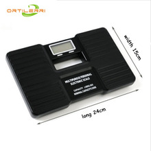 On Sale Portable Bathroom Body Scale,150 X 0.1KG Multipurpose Balance Scale Body Floor Electronic Scales Digital Scale(China (Mainland))
