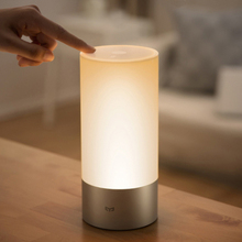 In Stock! Original Xiaomi Yeelight Night Lights Bed Bedside Lamp 16 Million RGB Color LED Light Lamp Support Smartphone APP(China (Mainland))