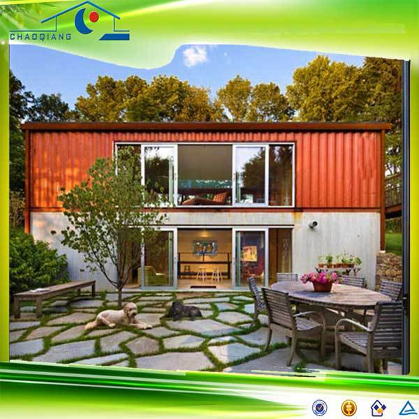 20ft Living Shipping Container Home Customize Design Floor